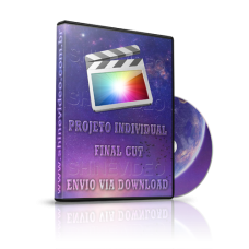 Projeto Editavel para Final Cut - 0007 - 40 Titles and Lower Thirds FCPX