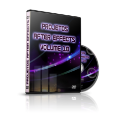 Projetos After Effects Volume 10 - Download
